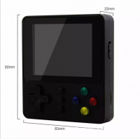 Портативная приставка Game Box Plus 500в1 + джойстик