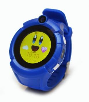Детские часы с GPS Wonlex GW600 (Q360) (синие)