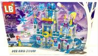 Конструктор. Холодное сердце (Frozen) (381дет) LB 597