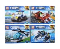 Конструктор. Cities (71+дет) 65004
