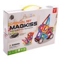 Магнитный конструктор Magkiss MINI. 36 дет 6478080 HD340A