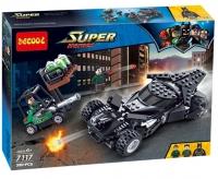 Конструктор SUPER HEROS (Супер герои) (306дет) 7117