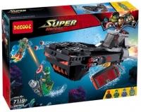 Конструктор SUPER HEROS (Супер герои) (335дет) 7119