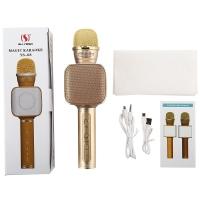Микрофон караоке Magic Karaoke YS-68, беспроводной, bluetooth