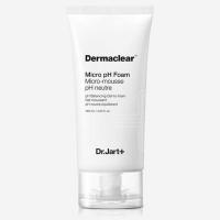 Dr.Jart+. Dermaclear Micro Foam Micro-Mousse Cleansing Foam - Мягкая пенка для умывания с био-водой
