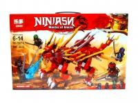 Конструктор. Ninja (800дет) 76012