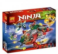 Конструктор. Ninja (569дет) 79122
