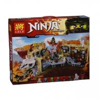 Конструктор. Ninja (1303дет) 79348