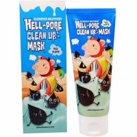 ELIZAVECCA. Hell-Pore Clean Up Mask - Маска-пленка для сужения пор