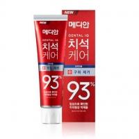 Amore Pacific. Median Dental IQ 93% Remove Bad Breath - Освежающая зубная паста с цеолитом