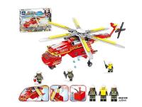 Конструктор. City Вертолет (352дет) KY 80531