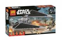 Конструктор. Star Wars (Звездные войны) (563дет) 35008 TIE - ударник