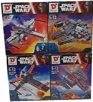 Конструктор. Star Wars (Звездные войны) (82дет) 870