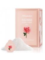 JM Solution. Glow Luminous Flower Firming Powder Cleanser - Увлажняющая энзимная пудра для умывания с экстрактом розы