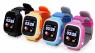 Детские часы с GPS Wonlex GW100 (Q90) (черные)