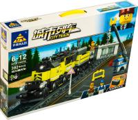 Конструктор. City Train (392дет) KY98238