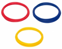 Набор пластика для 3D ручки: ABS-3 (по 3м, 3 цвета)