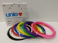 Набор пластика для 3D ручек: ABS-9 (по 10м. 9 цветов в коробке)