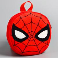Рюкзак детский плюшевый, Человек-паук   4725072