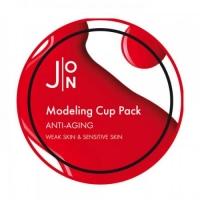 J:ON. Anti-Aging Modeling Pack - Альгинатная антивозрастная маска для лица. 18гр