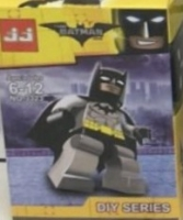 Конструктор. Бэтман (Batman). 3323