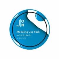 J:ON. Moist & Health Modeling Pack - Альгинатная маска для увлажнения и оздоровления кожи лица. 18гр
