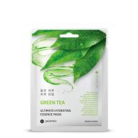 Jkosmec. Тканевая маска для лица. Green Tea (с экстрактом зеленого чая)