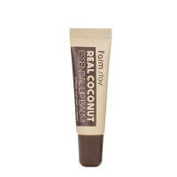 Farm Stay. Real Coconut essential lip balm - Кокосовый питательный бальзам для губ. 10мл