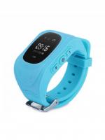 Детские часы с GPS Wonlex Q50 (голубые)