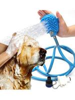 Щетка-душ для животных Pet bathing tool