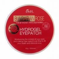 Ekel. Bulgarian Rose Hydrogel Eye Patch - Гидрогелевые патчи с экстрактом болгарской розы