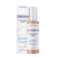 Enough. Collagen. Тональный крем. 3в1. N 13
