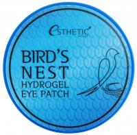 Esthetic house. Bird's Nest Hydrogel Eye Patch - Гидрогелевые патчи с экстрактом ласточкиного гнезд