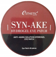 Esthetic house. Syn-Ake Hydrogel Eye Patch - Гидрогелевые патчи с пептидом змеиного яда