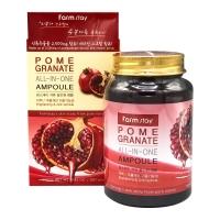 Farm Stay. All In One Pomegranate Ampoule - Ампульная сыворотка с экстрактом граната (250мл)