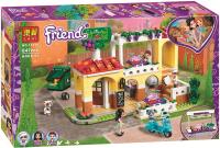 Конструктор. Friends (647дет) 11379 Ресторан Хартлейк Сити