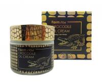 Farm Stay. Crocodile Oil Cream - Питательный крем с жиром крокодила