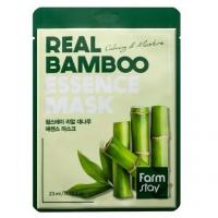 Farm Stay. Тканевая маска для лица, с экстрактом бамбука   5205986