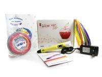 3D ручка Spider Pen PLUS (с ЖК дисплеем)