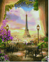 GF 2991 Кафе Парижа