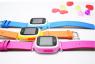 Детские часы с GPS Wonlex GW100 (Q90) (оранжевые)