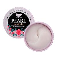 Koelf. PEARL - Патчи с микрочастицами натурального жемчуга и маслом Ши