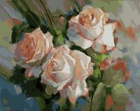 GX 21014 Три чайные розы