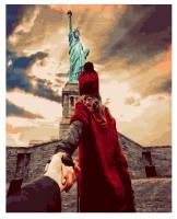 GX 24462 Следуй за мной. Статуя свободы