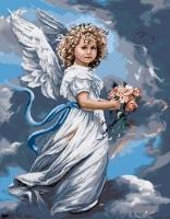 GX 3232 Небесный ангел 40*50