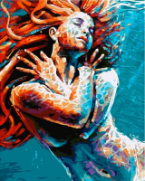 GX 39194 Девушка в воде