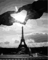 GX 39254 Любовь в Париже