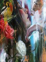 GX 4037 С цветами женщину сравните...