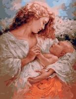 GX 5743 Мама и малыш 40*50