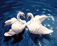 GX 7498 Лебеди